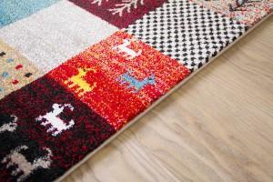 Designer Teppich Modern Bergamo