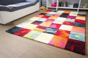 Designer Teppich modern Modena