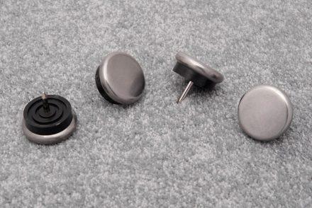 Stuhlgleiter für Teppiche und Teppichboden